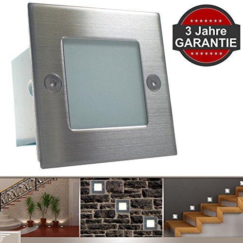 10 x GRAZIO Wandstrahler Treppenbeleuchtung Minibild