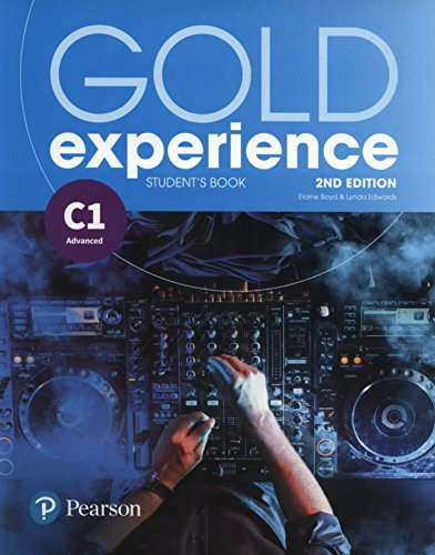 Gold Experience 2nd Edition C1 Students' Book por Elaine Boyd