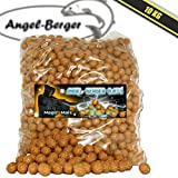 Angel Berger Magic Baits Boilies 10 Kg verschiedene Sorten (Magic Mais)