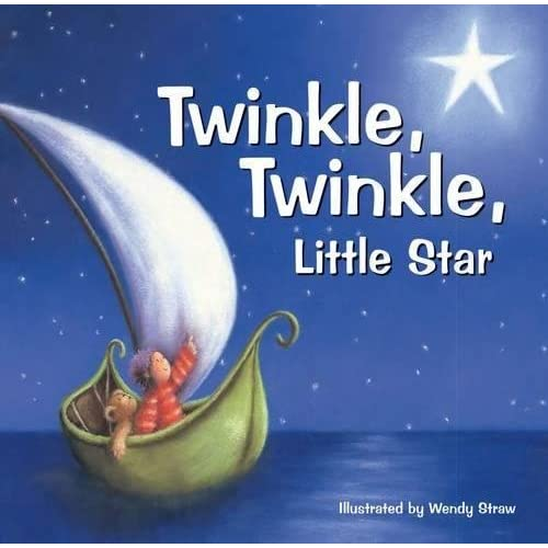 [Twinkle Twinkle Little Star] [By: Brolly Books (creator), Wendy Straw (illustrator)] [September, 2014]