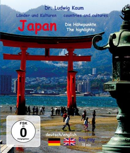 Japan-Die Höhepunkte-The Highlights, deutsch-englisch, [Blu-ray]