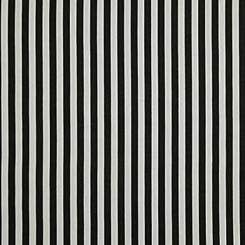 Black White 11mm Stripe Polycotton Fabric Per Metre Amazonco