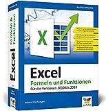 Excel ? Formeln und Funktionen: Verständliche Anleitungen und Beispiele für schnelle Lösungen. Aktuell zu Microsoft Exce