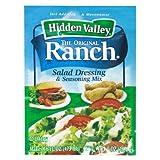 Hidden Valley Ranch Salad Dressing & Seasoning Mix 28g (1oz)