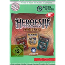 Heroes of Might and Magic 4 Complete [Green Pepper]
