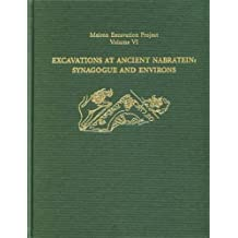 Excavations at Ancient Nabratein: Synagogue and Environs (Meiron Excavation Project Reports)