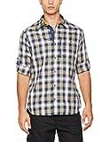 Fjällräven Herren Fjällglim Shirt Hemd, Blueberry, S