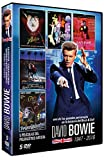 David Bowie Collection - 5-DVD Set ( Just a Gigolo / The Hunger / Into the Night / Absolute Beginners / Basquiat ) [ Origine Espagnole, Sans Langue Francaise ]