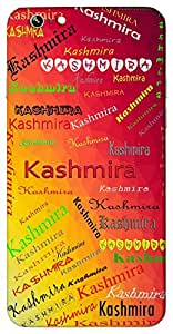 Kashmira (Beauty of Kashmir) Name & Sign Printed All over customize & Personalized!! Protective back cover for your Smart Phone : Vivo Y51L