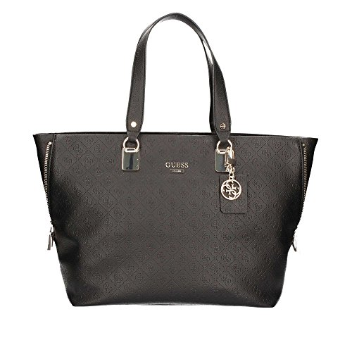 GUESS SHANTAL TOTE SG634324 BLACK