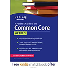 A Parent's Guide to the Common Core, Grade 3 (Kaplan Test Prep)
