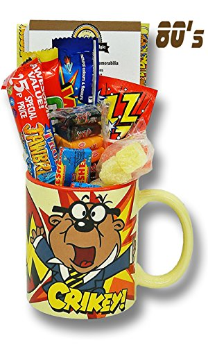 Penfold 'Crickey' Mug Crikey ! look at all of those 80's sweets !! 630gms