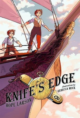 Knife's Edge: A Graphic Novel (Four Points, Book 2) por Hope Larson