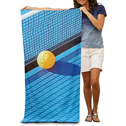 utong 100% Baumwolle Strandtücher 80x130cm Quick Dry Handtuch zum Schwimmen Tischtennis Stranddecke