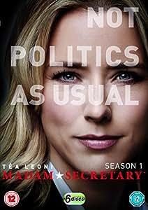 Madam Secretary - Season 1 [Edizione: Regno Unito] [Import anglais]