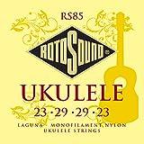 Rotosound Laguna Jeu de cordes pour ukulele Nylon monofilament (Import Royaume Uni)