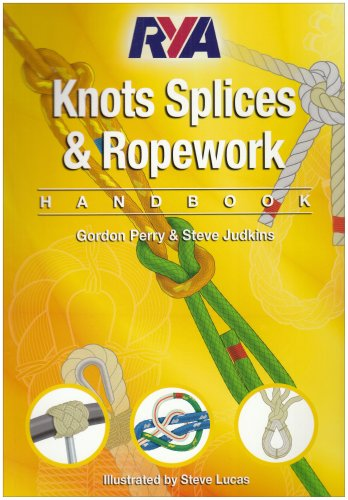 RYA Knots, Splices and Ropework Handbook: G63