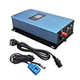 ECO-WORTHY 1000W Solar Power on Grid Inverter w/ Limiter Wechselrichter Mppt DC22-65V