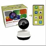 720p HD IR Abstand Nachtsicht Überwachungskamera IP Cam,Außen Wasserdicht Hd Dome Wlan IP Kamera,Kabellose Security IP Kamera Home Baby Monitor Überwachungskamera