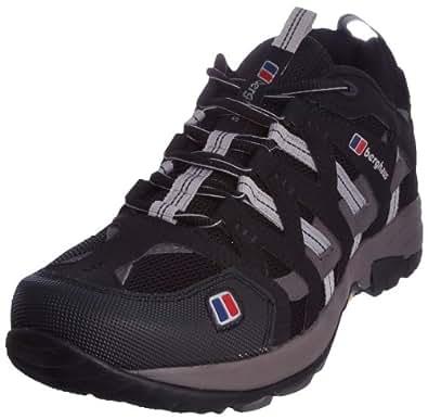 Berghaus Men's Prognosis Gore-Tex Black/Grey Hiking Shoe 80065 BA4 10 UK