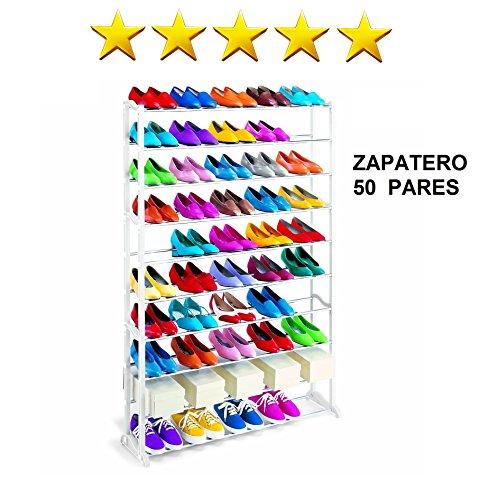 Mueble zapatero 50 pares ikea estanteria de zapatos - Estanteria zapatero ikea ...