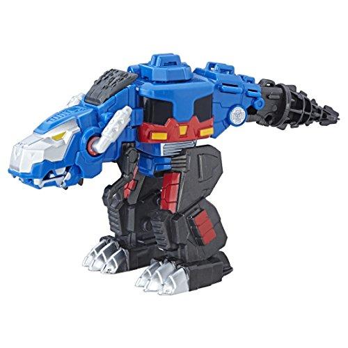 Playskool Heroes – Transformers Rescue Bots – Optimus Prime – Figurine Transformable 10 cm