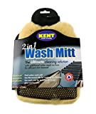 Kent Car Care GKEQ2419 2-in-1 Synthetic Wool Wash Mitt