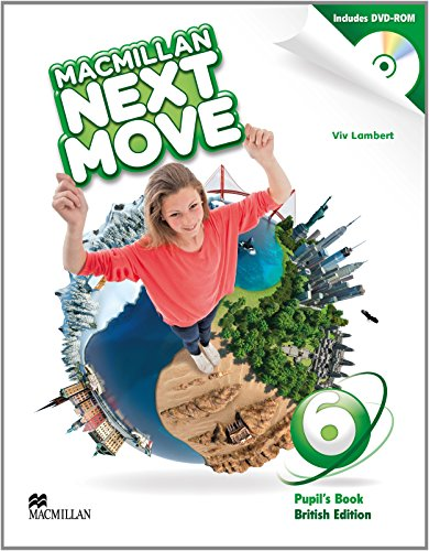 NEXT MOVE 6 Pb Pk (Next Move British English) - 9780230466661
