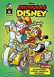Histórias em Quadrinhos Aventuras Disney Edição 2 (Portuguese Edition)