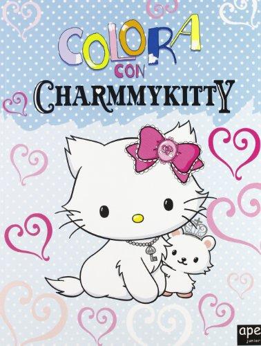 Colora con Charmmy Kitty. Ediz. illustrata