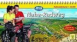 Kompakt-Spiralo BVA Nahe-Radweg Von der Quelle bis zur Mündung Radwanderkarte 1:50.000