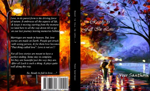 Ready to fall in love ebook veer santhosh amazon kindle store ready to fall in love by santhosh veer fandeluxe Image collections