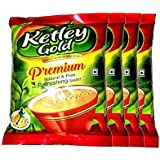 Ketley Gold Tea   Premium Assam Tea   CTC Black Tea   250g x 4 = 1kg