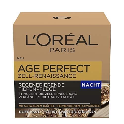 L'Oréal Paris Age Perfect Zell Renaissance Regenerierende Tiefenpflege Nacht, 50 g -