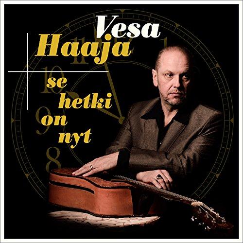 Se hetki on nyt (Single version) Vesa-single