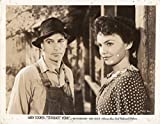 Original Photograph Sergeant York Gary Cooper Joan Leslie Howard Hawks 1941