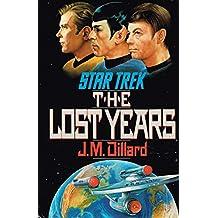 The Lost Years (Star Trek (trade/hardcover))