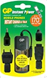 Universalladegerät für Mobiltelefone + 2 GP Ultra (AA)