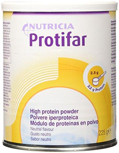 Nutricia Italia protifar complemento alimenticio proteico de polvo, 225 g