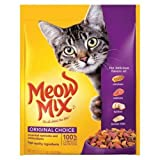 Meow Mix 29274-45418 18 Oz Meow Mix? Original Choice Dry Cat Food by Meow Mix