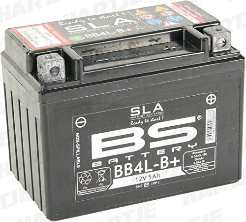 BATTERIE BS, BB4L-B+,5AH VERSIEGELT (FA) 5 Ah Sla-batterie