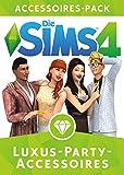 Die Sims 4 - Luxus-Party-Accessoires [Zusatzinhalt] [PC Code - Origin]