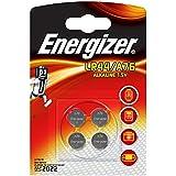 Energizer 948371–Pack de piles LR44/A76(Lot de 4)