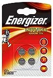 Energizer Battery LR44/A76 Alkaline 4-pa k, 7638900411164