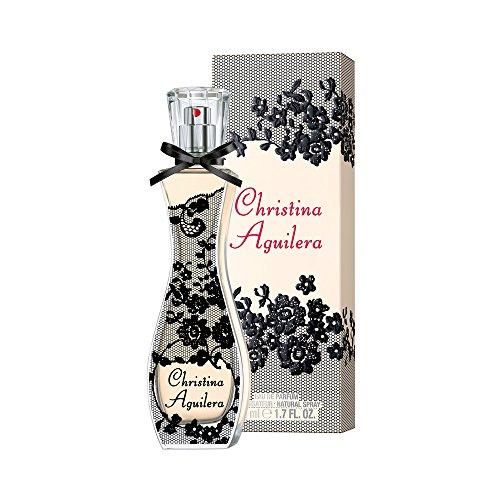 Christina Aguilera femme/woman, Eau de Parfum Natural Spray, 1er Pack (1 x 50 ml) (Für Frauen Parfum Verführerisches)