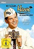 Hank - Der (un)heimliche Student / 16 Folgen der erfolgreichen Comedyserie (Pidax Serien-Klassiker) [2 DVDs]