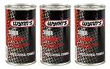 Wynn's 3X WYNNS Super Charge Motorölzusatz Ölzusatz Ölverbrauchstop 325 ml