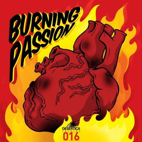 DJ Pepo* Pepo - Burning Passion