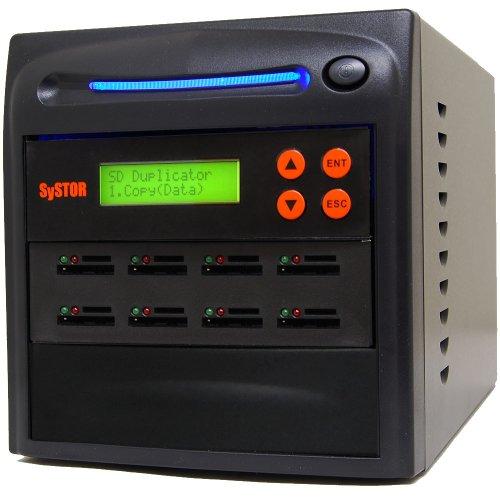 256 Mb Compactflash-speicher (1 bis 7 SD / micro SD Karte mehrere Laufwerk Kopierstation)