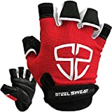 Best Harbinger Gloves Gyms - Steel Sweat Workout Gloves - Best for Gym Review